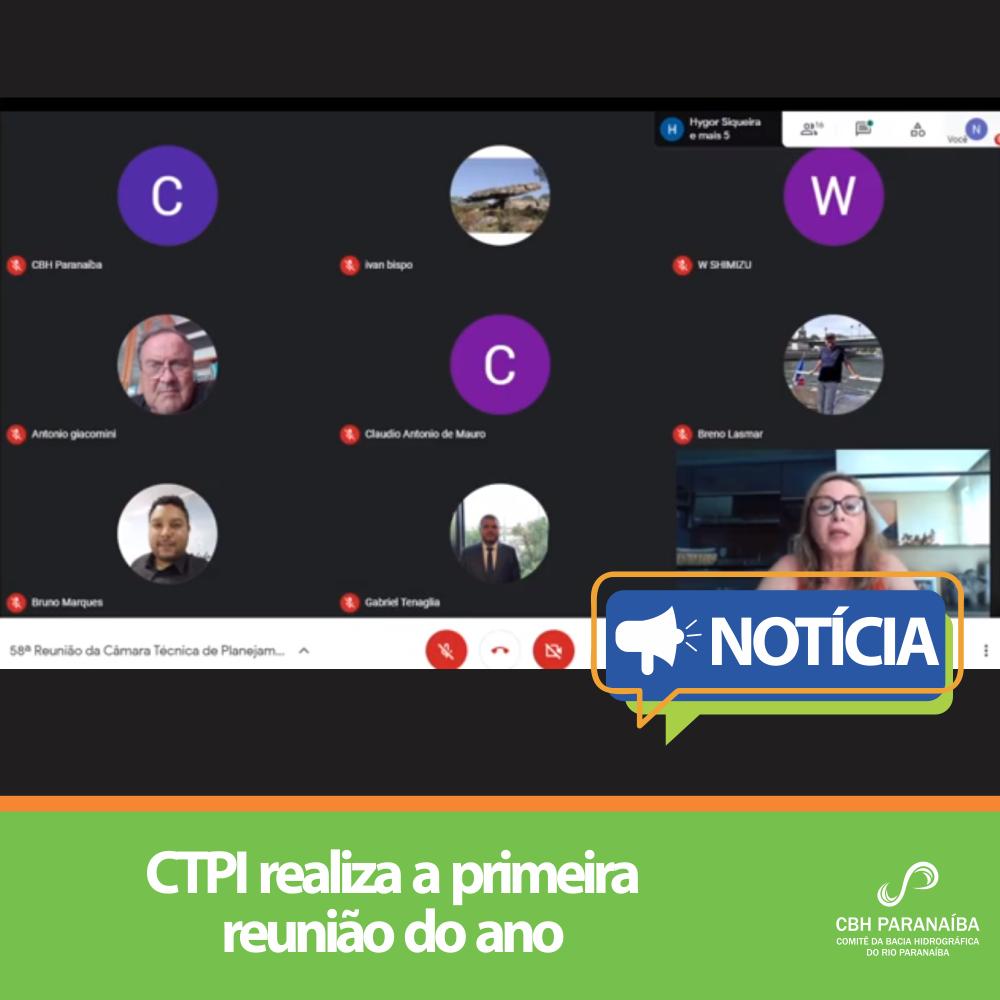 CTPI realiza a primeira reunião do ano
