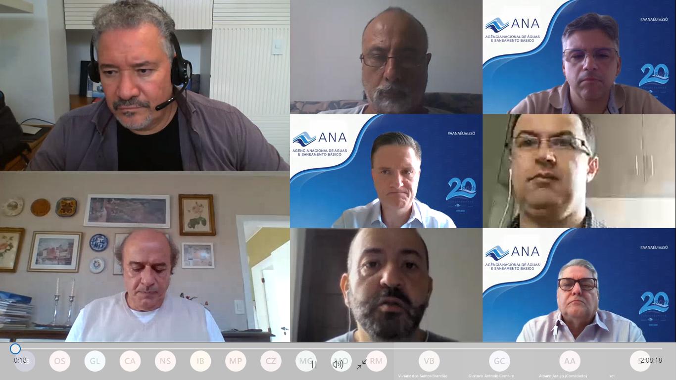 ANA apresenta relatório da consulta pública do São Marcos