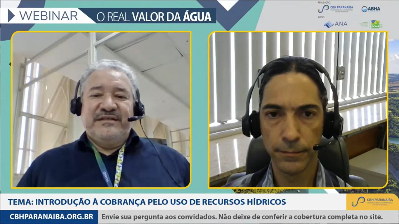 """CBH Paranaíba realiza o primeiro evento do projeto """"O Real Valor da Água"""""""