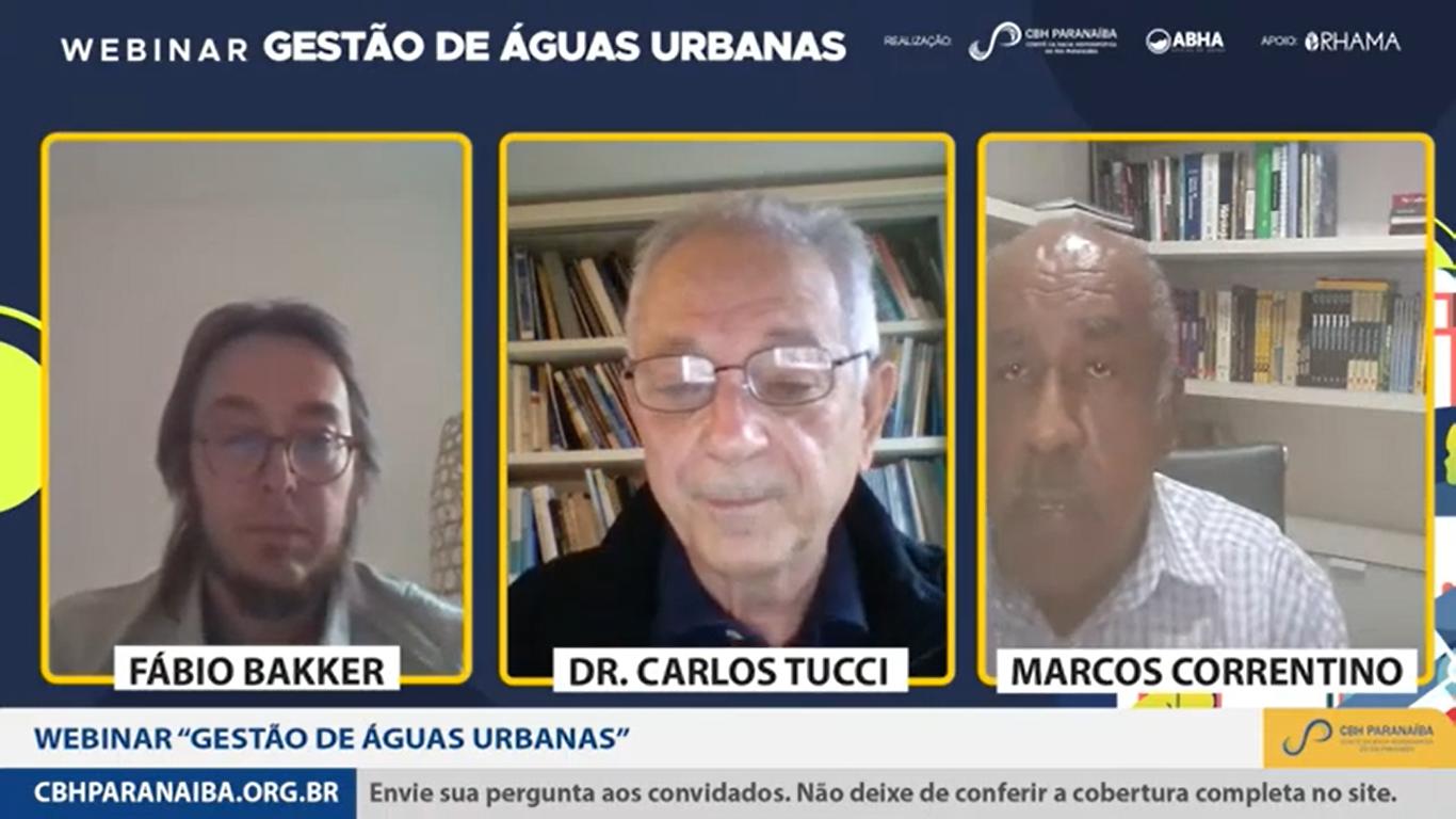 Águas urbanas são tema de capacitação promovida pelo CBH Paranaíba