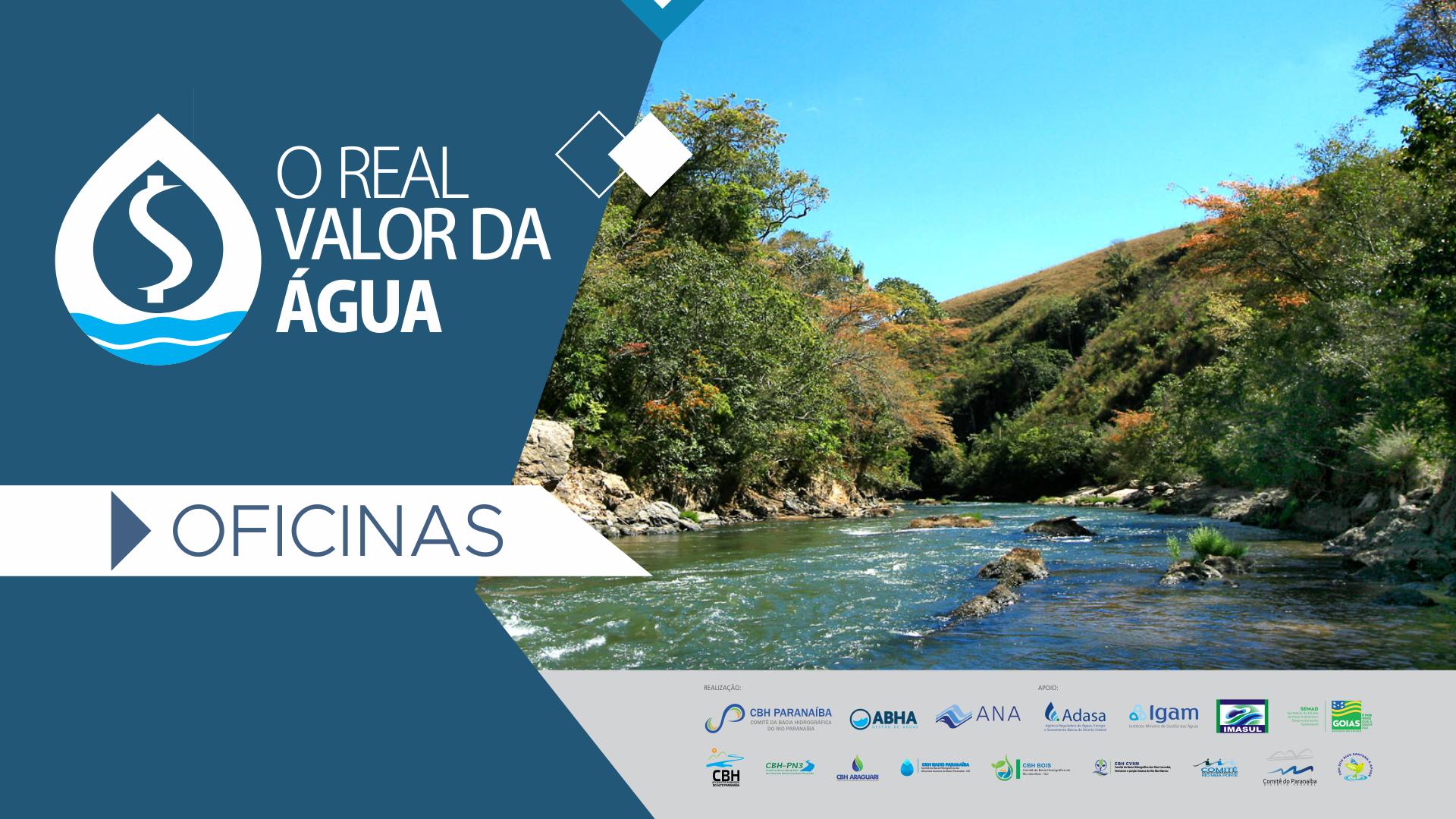 """CBH Paranaíba dá início às oficinas do projeto """"O Real Valor da Água"""""""